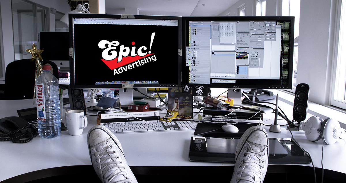 Epic Advertising design studio