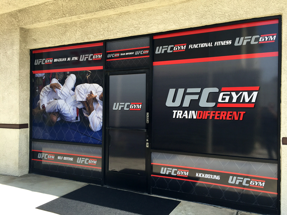 UFC Window Graphics